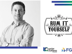 Rencontre: Thierry Boitier, Rum It Yourself!