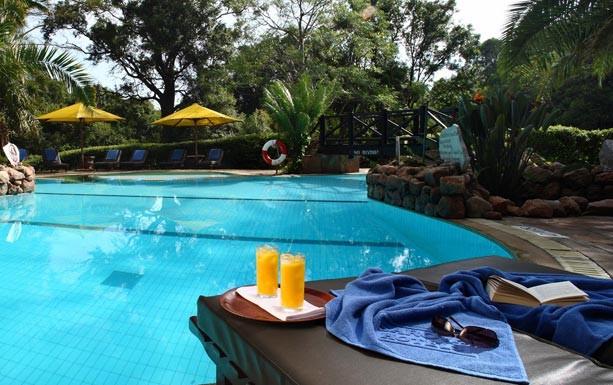 Sarova Mara Pool