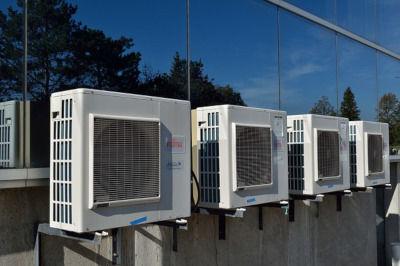 Az ipari VRF klíma rendszerekről