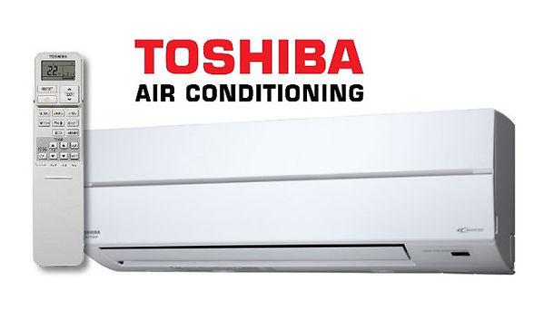 Toshiba klímaszerelés