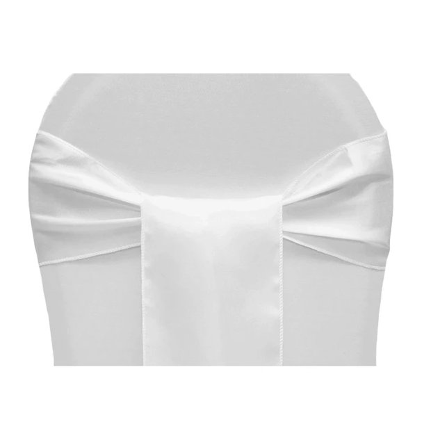 Polyester or Satin Chair Sash $.50 *Available in All Colors*