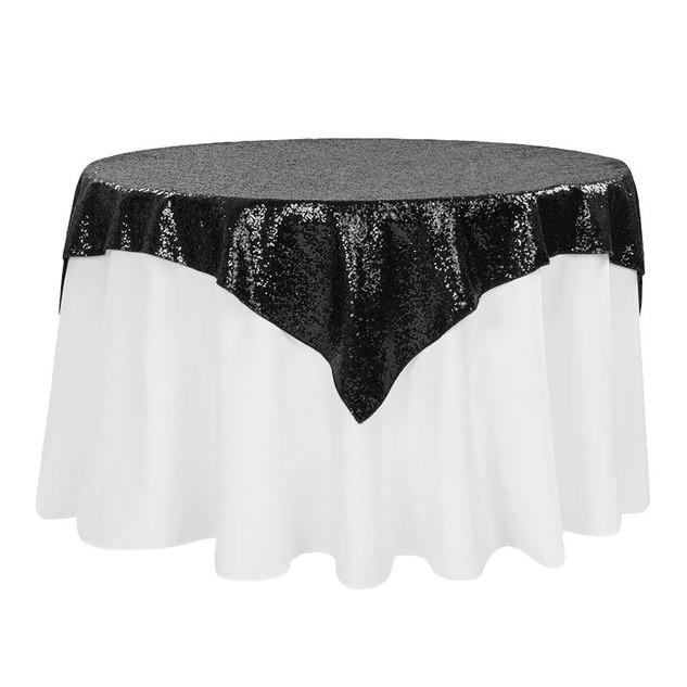 Glitz Sequin Black Overlay $12.50