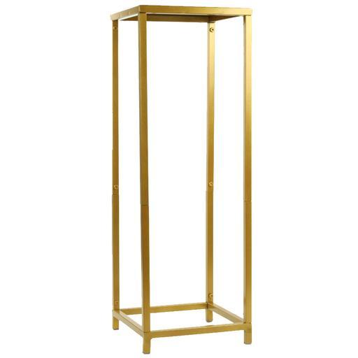 Gold Metal Flower Stand Centerpiece $30