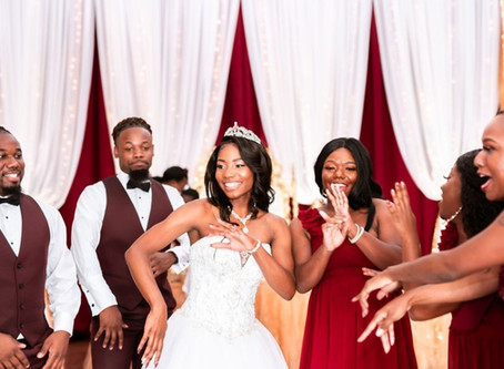 The New Normal of Wedding Receptions