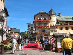 Megeve, France