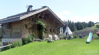 Petite Ravine restaurant, Megeve