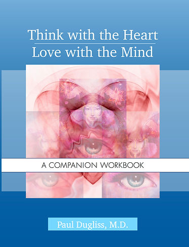 Think with the Heart Workbook - Front Co
