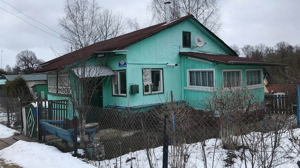 Дом в д. Терентьево.