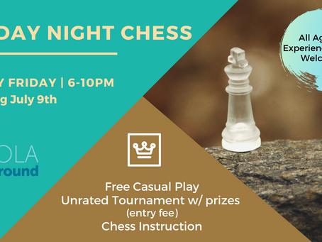 Friday Night Chess