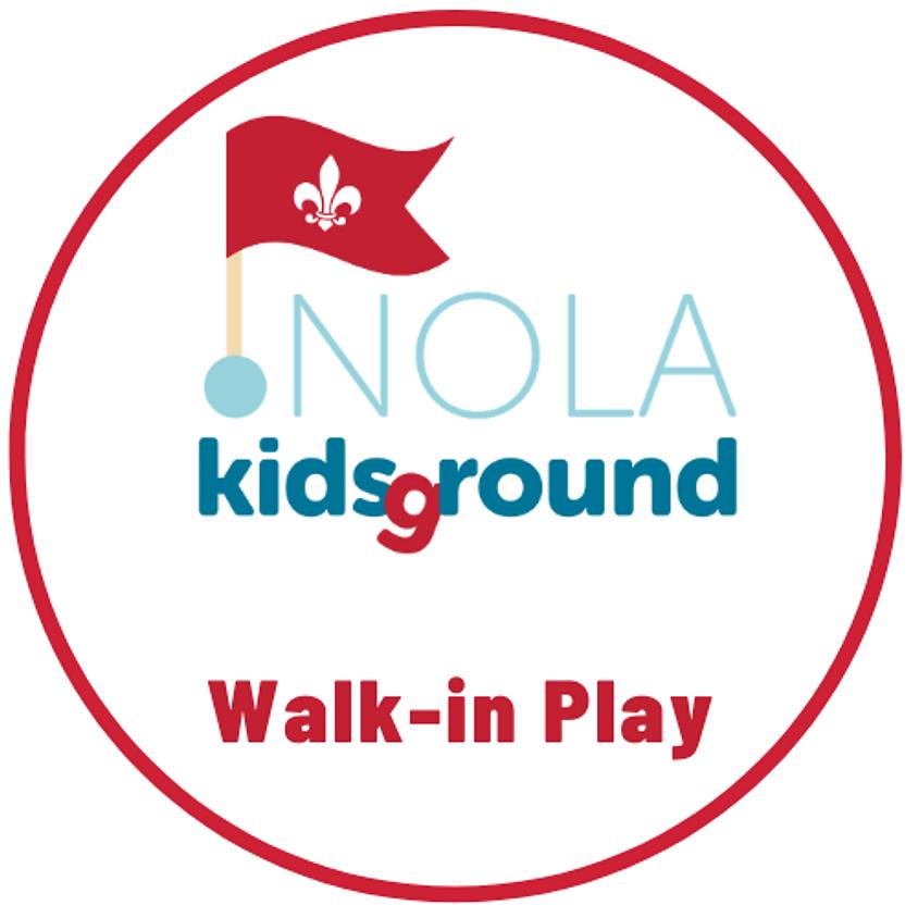 January 18 Walk-in Play