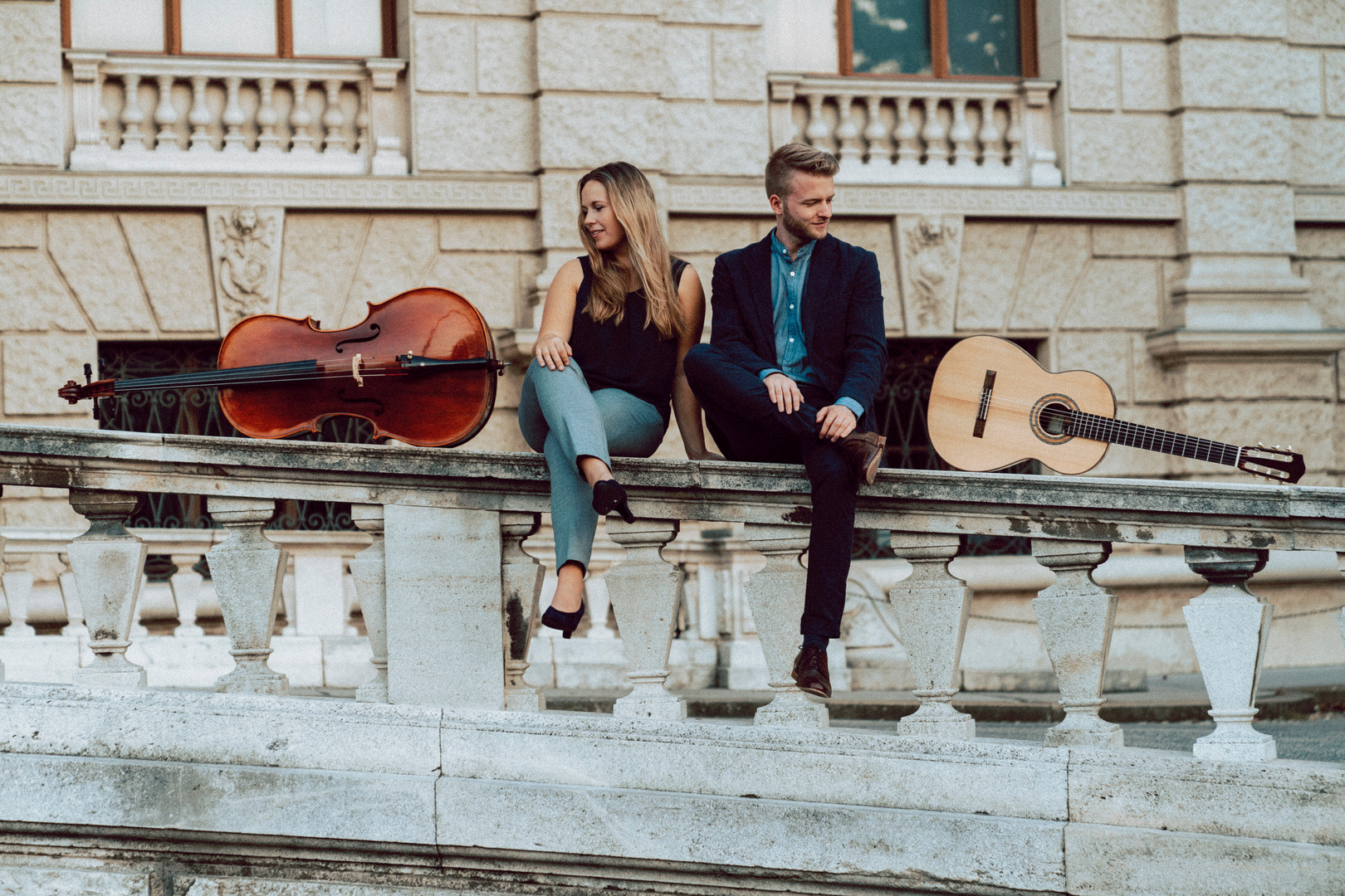 David e Mia - Instruments