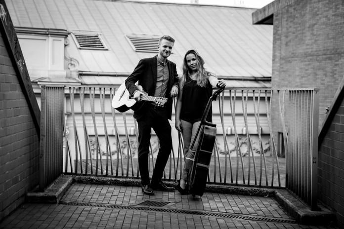 David e Mia - Black White 2