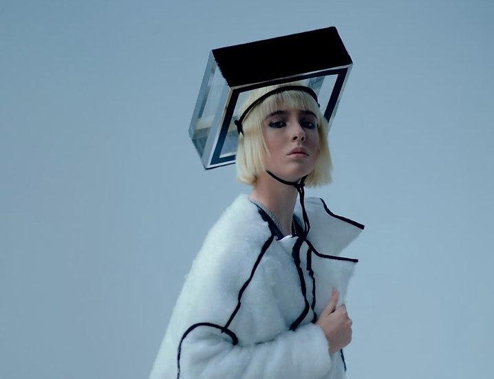 Squared Headdress