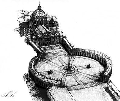 Plaza de San Pedro ilustración 01.jpg