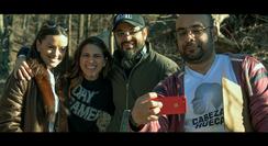 Soraya Padrao, Diana Pou, Mario Ramos y Oscar Estrada