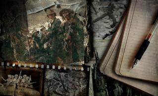 Sobre la guerra, la literatura y el destierro