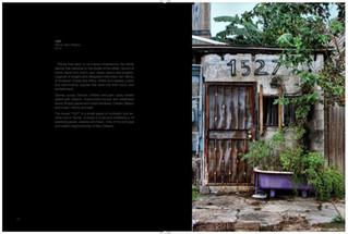 El tiempo y la belleza en las fotografías de Mario Ramos