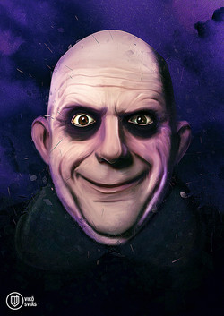Fester Addams
