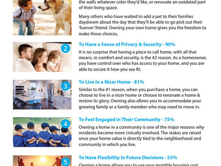 Top 5 Reasons Why Millennials Choose to Buy [INFOGRAPHIC]