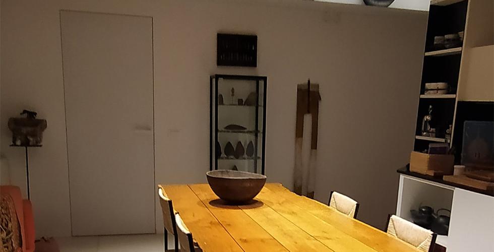 interno pranzo casa nzeb