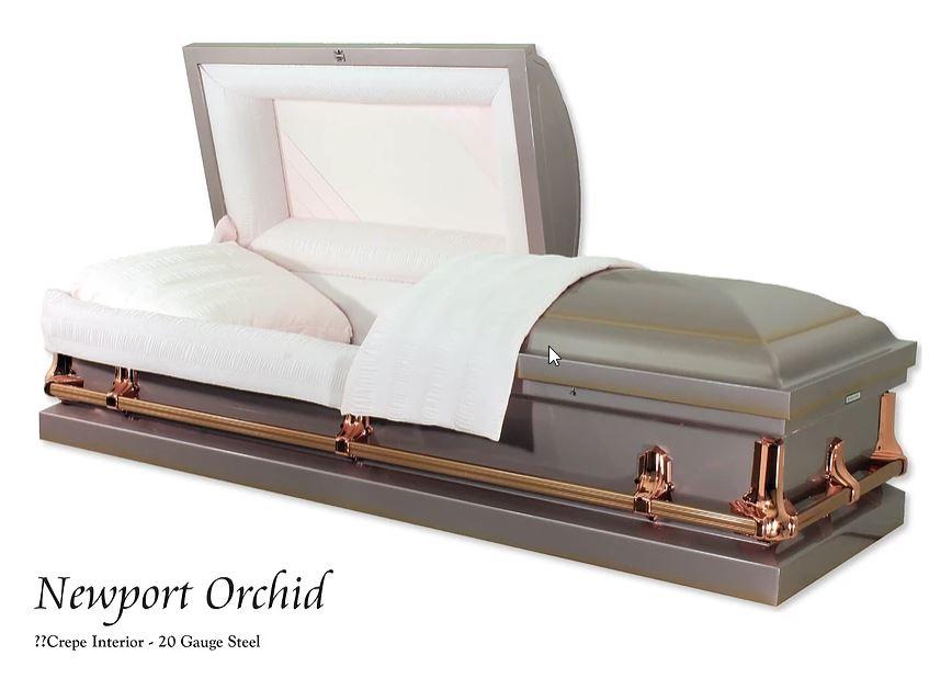 Newport Orchid