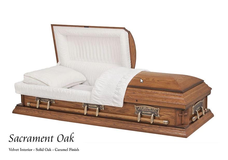 Sacramento Oak