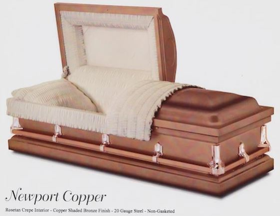 Newport Copper