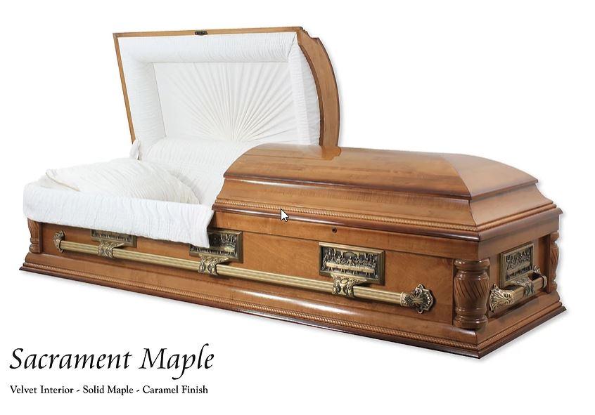 Sacramento Maple