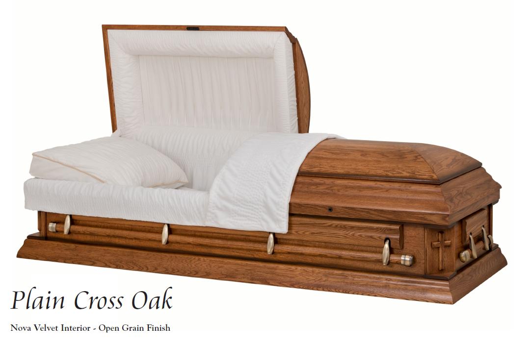 Plain Cross Oak