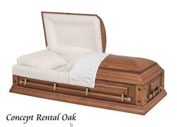 Concept Rental Oak