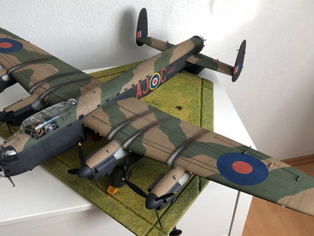 Final steps and finished model