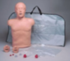 CPR Brad with Carry Bag