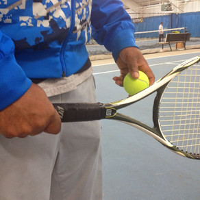 Proper Grip is Tennis 101