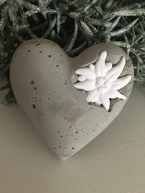 Edelweiss Herz