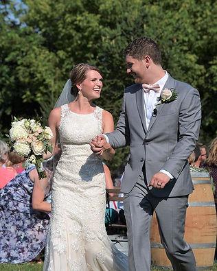Megan & Josh Tied the knot this past Sat