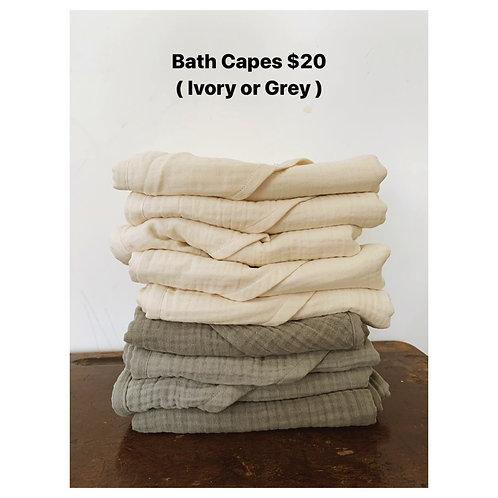 SAMPLE Bath Cape