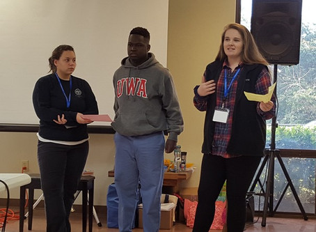 Province IV youth leaders gather in South Carolina