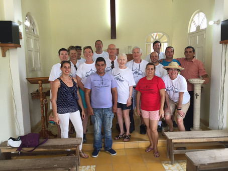 Christ Church, Pensacola, in Cuba: Una Adventura en la Fe