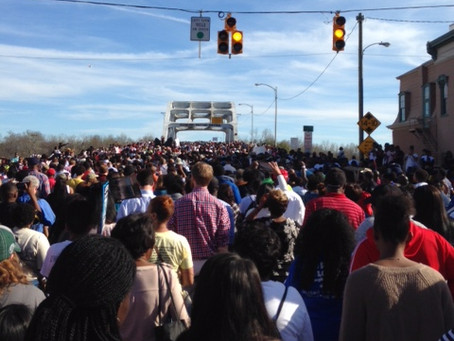 Bloody Sunday: The river cried out