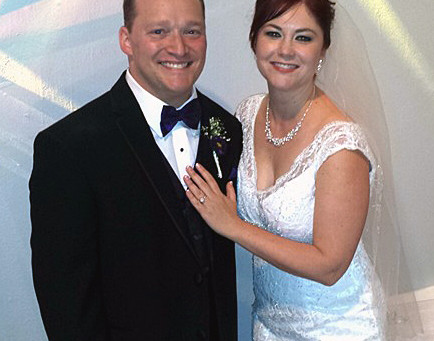 St. Francis' Tim Backus and Sarah Slay marry