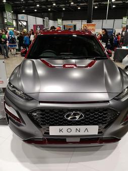 Iron Man Car Front