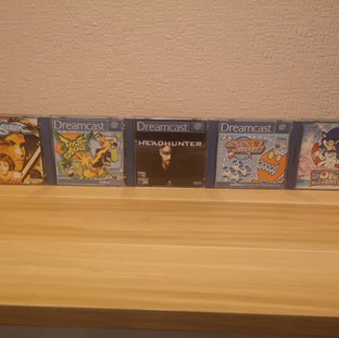Dreamcast Haul