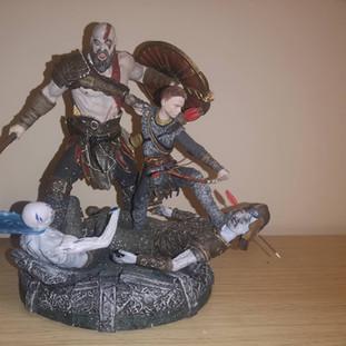 Kratos & Atreus