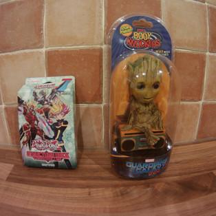 Yu-Gi-Oh! & Groot