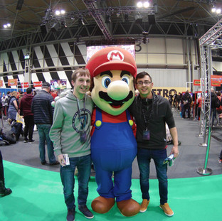 Me, Mario And The Cousin