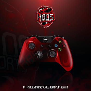 KaoS Xbox One Controller Advert