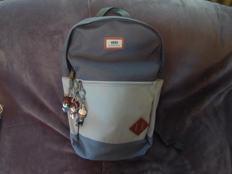 New VANS Bag