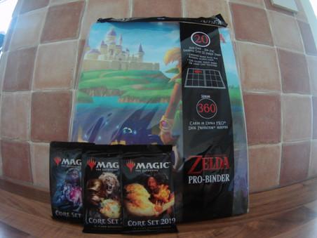 Zelda & Magic The Gathering