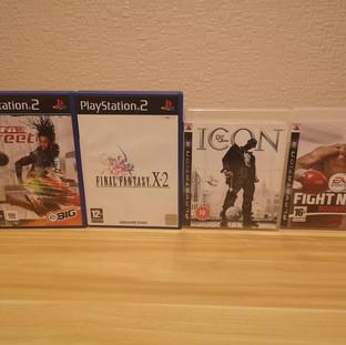 PS2 & PS3 Haul