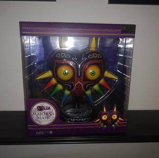 Majora's Mask Boxed